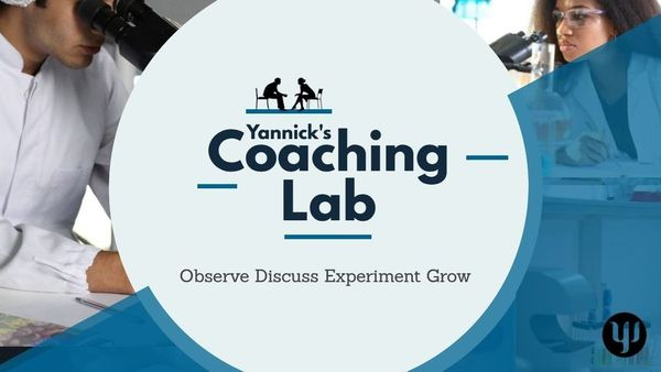 Yannick's Coaching Lab