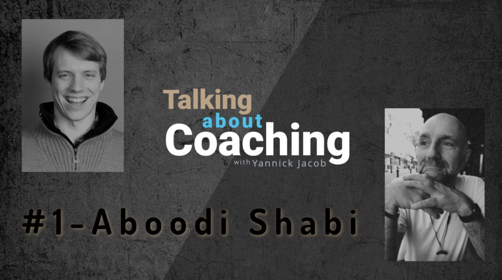 Ontological Coaching, Talking about Coaching, Aboodi Shabi, Yannick Jacob
